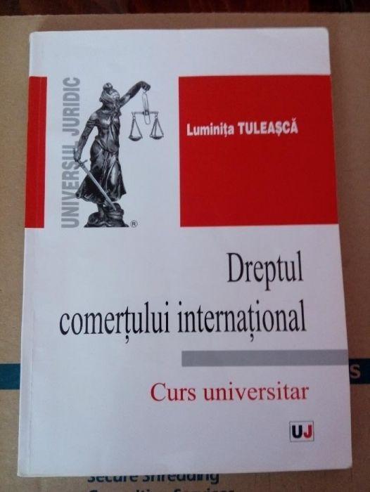 Drreptul comertului international - Luminita Tuleasca
