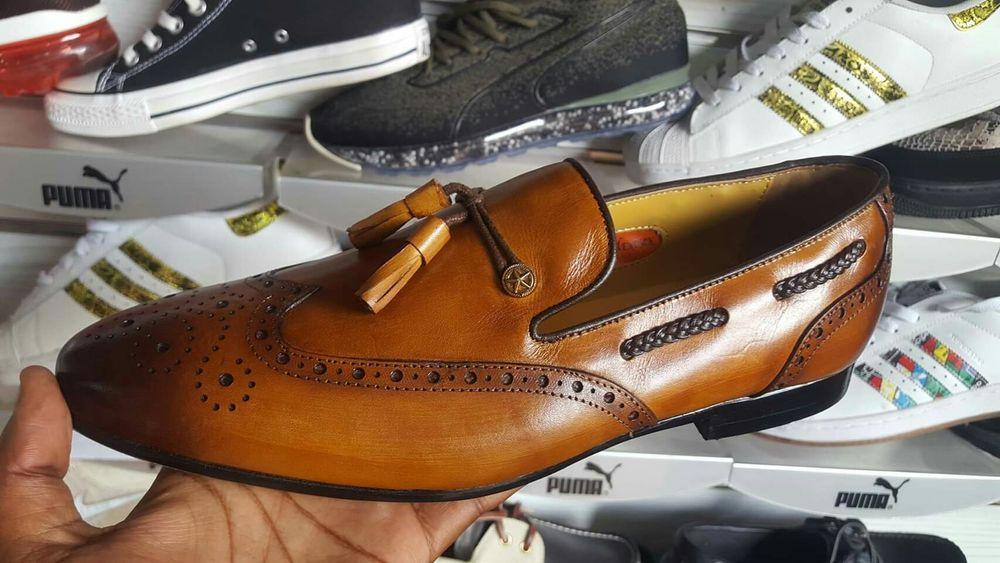 Sapatos John Foster Originais