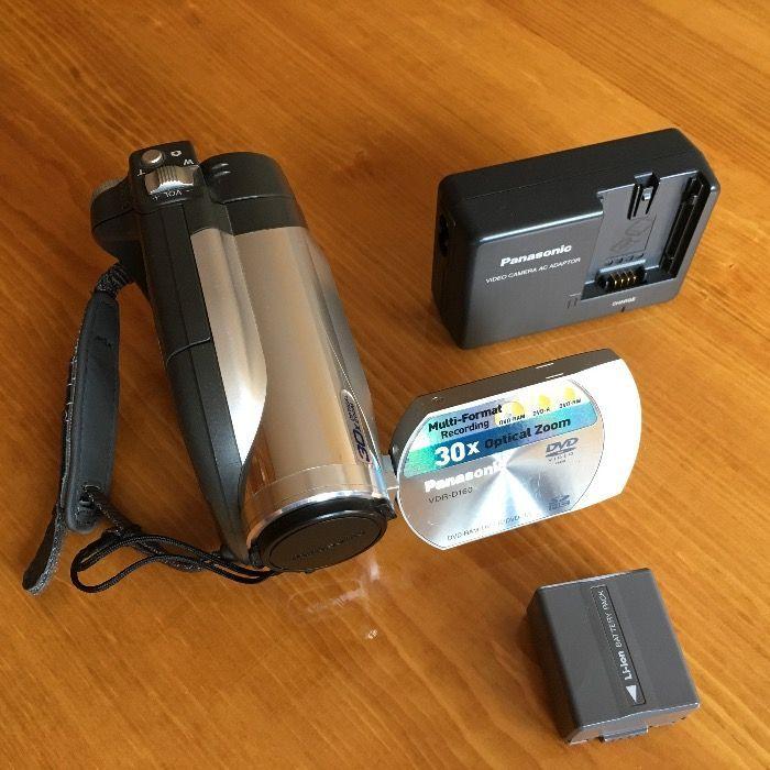 Cameră video Panasonic VDR-D160