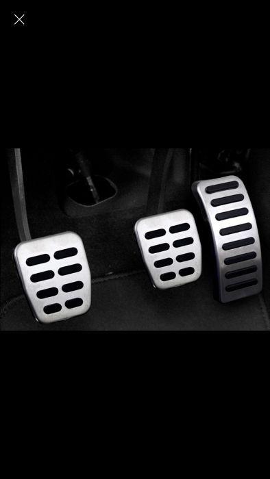 Set pedale sport metal Vw Golf 4, 3, Polo, Bora, Lupo, New Beetle
