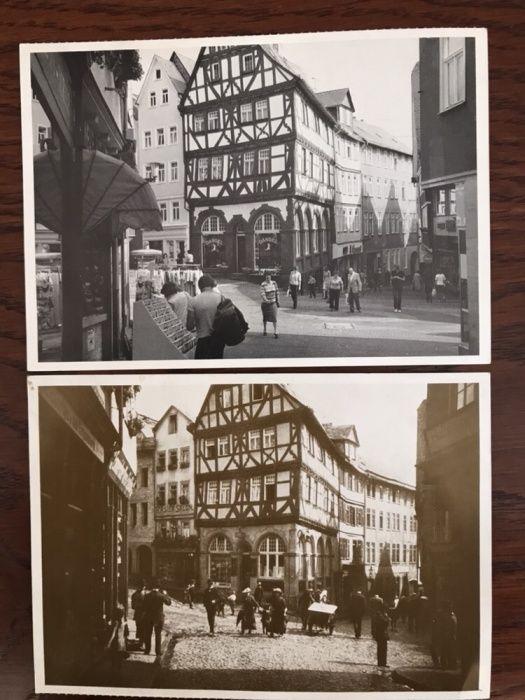 Картички със снимка от Оскар Барнак
