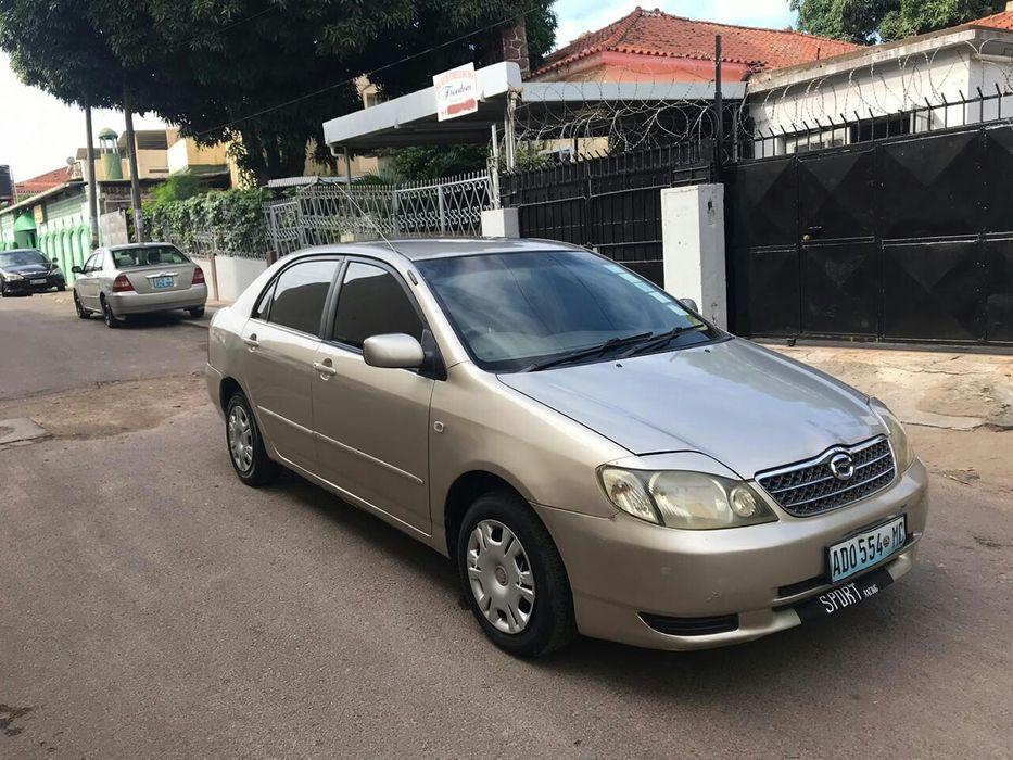 """Toyota Corolla """"xcova"""" a venda"""