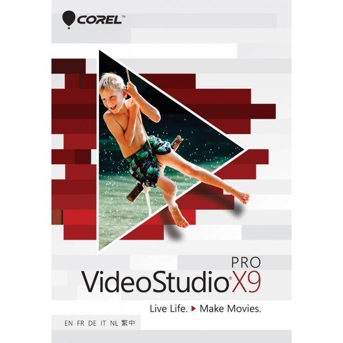 Curso ao domicílio - Edição: Corel Videostudio