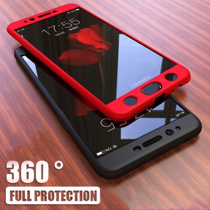 "Huse de protectie 360"" fata + spate Samsung J3 / J5 / J7 (2017)"