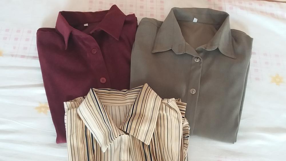 Дамски ризи