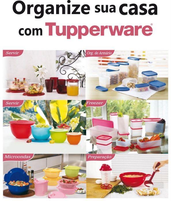 Recrutamento na Tupperware