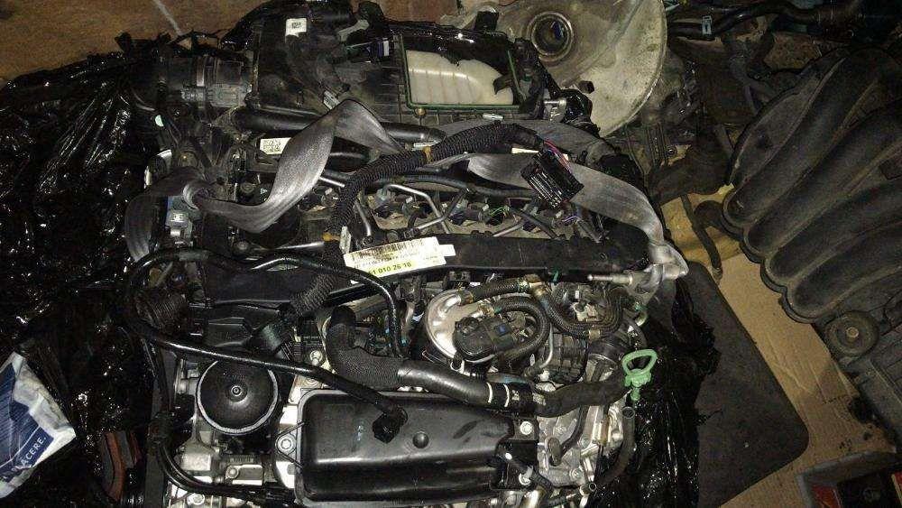 Motor Complet cu anexe Mercedes 2.2 cdi Euro 6 tip : 651 Garantie
