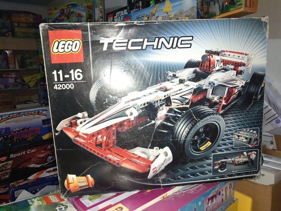 42000 lego technic чемпион гран-при