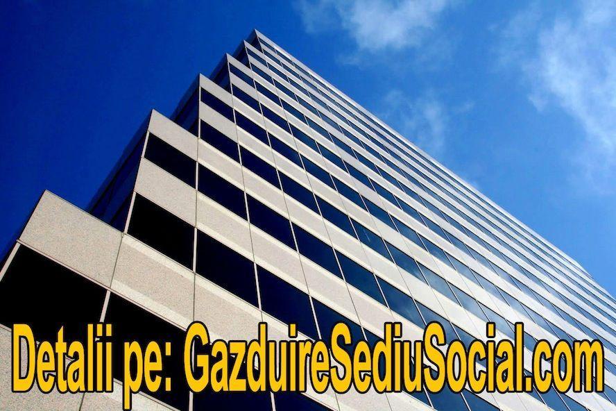 Gazduire Sediu Social, Sediu Firma București Sector 6 - Ieftin, Rapid!
