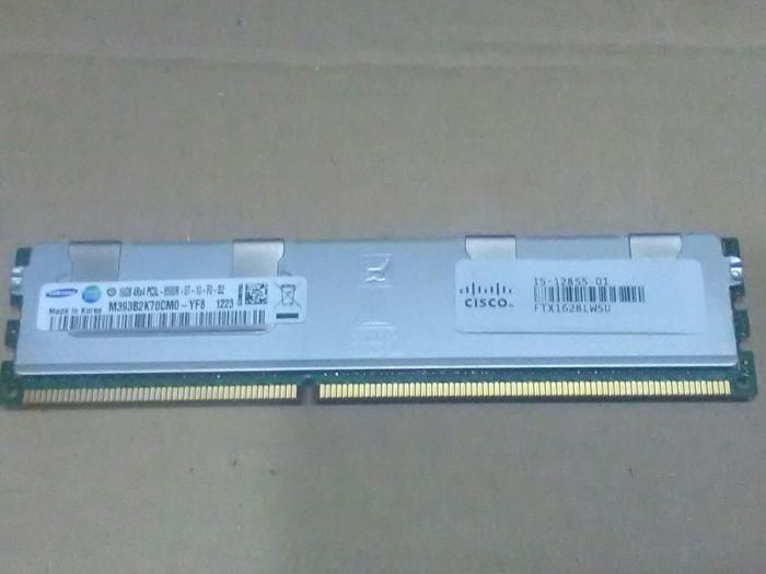 160gb memorie server workstation ddr3 ecc 8500r 10x16GB rank 4x4