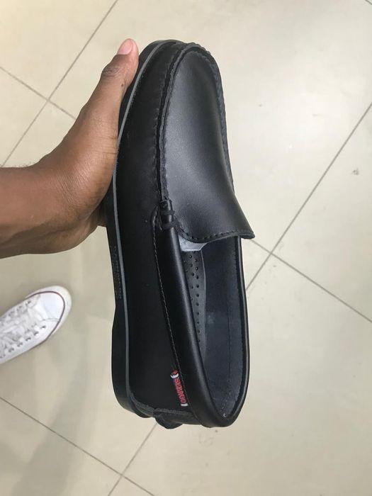 Sebago shoes sem atador preto