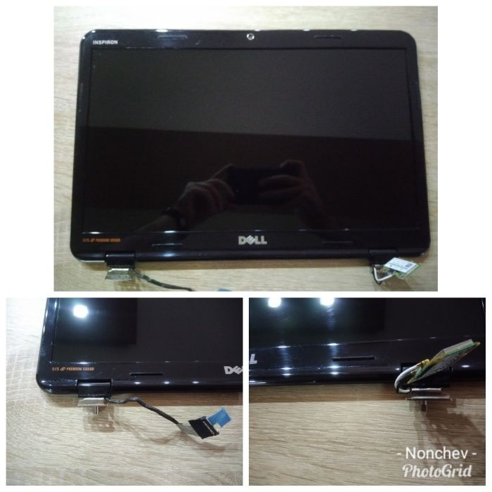 Части от Dell inspiron М5010