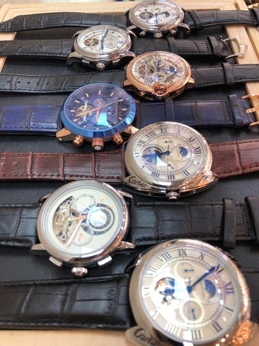 bda38d710c6 Relógios Cartier