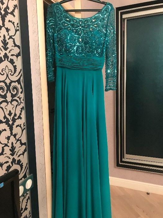 Вечернее/выпускное платье в пол