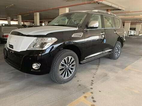 Nissan patrol novo