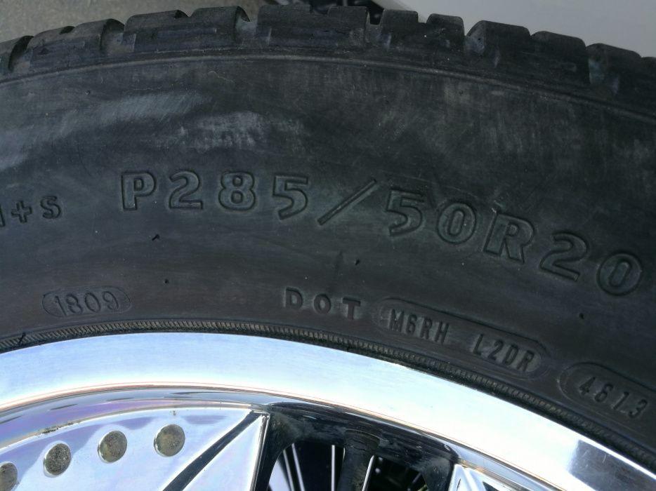 Venda de 4 pneus 285/50 R 20