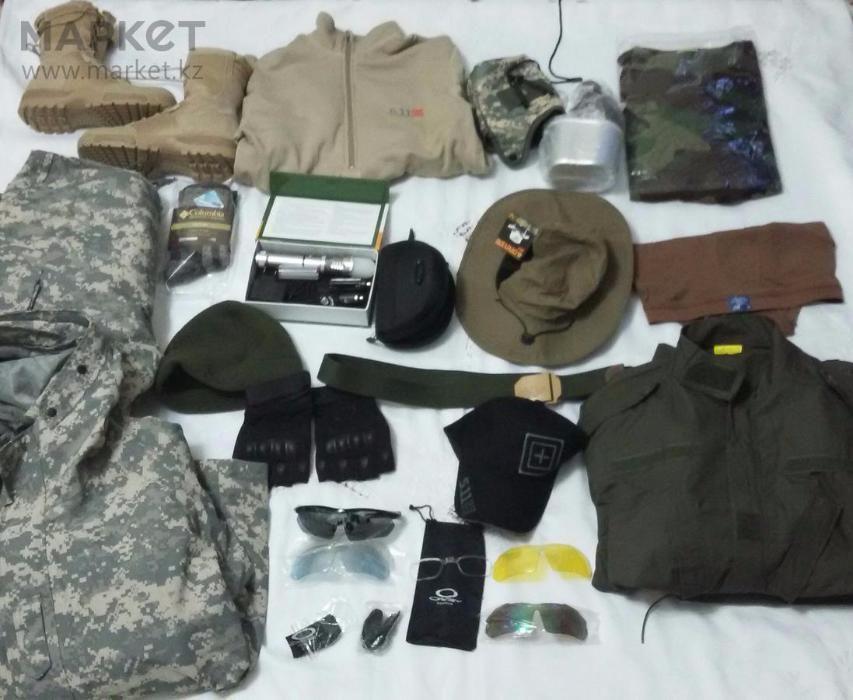 комплект нато военная форма