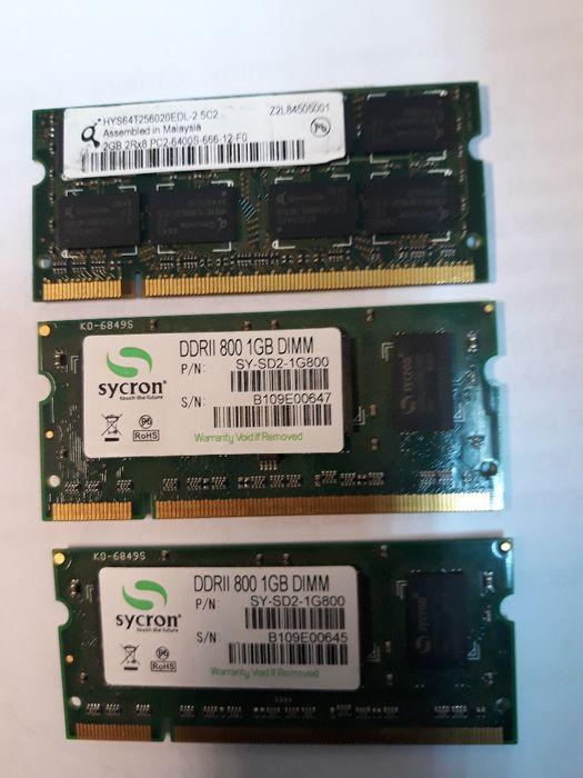 memorie lap-top RAM - DDR2