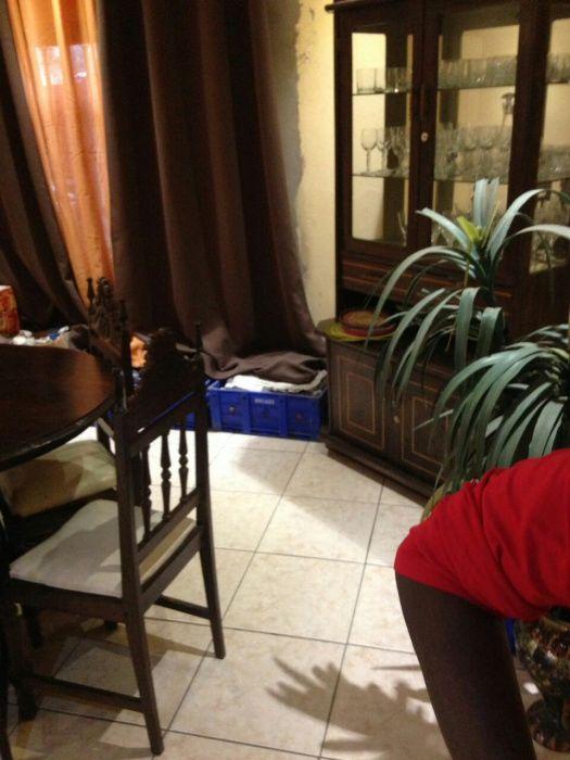Casa tipo 3 com tudo dentro em laulane