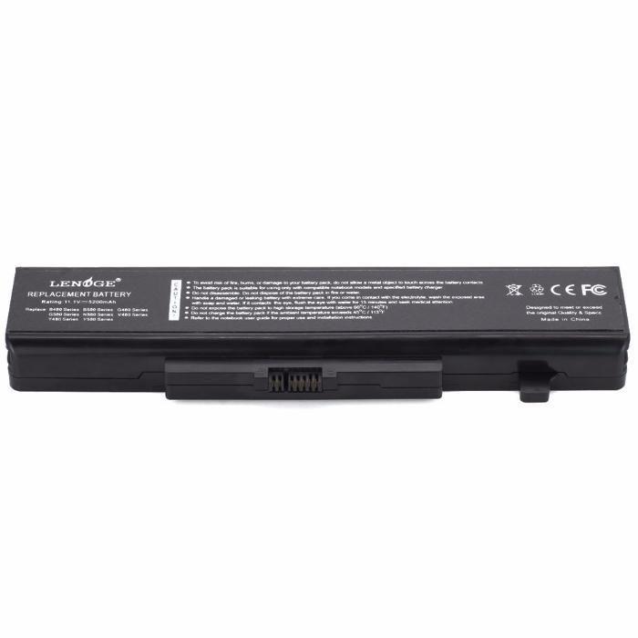 Батерия за лаптоп Lenovo B480 B580 G480 V580 Y480M Y580 Z580 Z585 и др