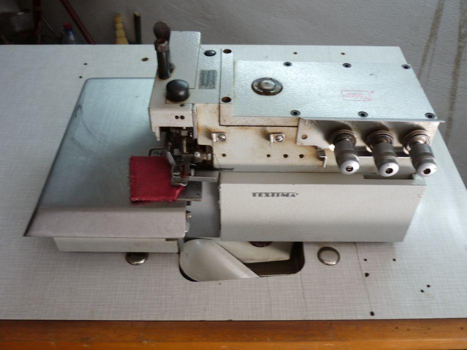 Triplock TEXTIMA Altin 8515-masina surfilat -