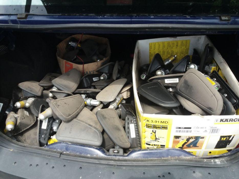 Kit airbaguri Opel Astra G Zafira A Vectra B airbag scaun volan plansa