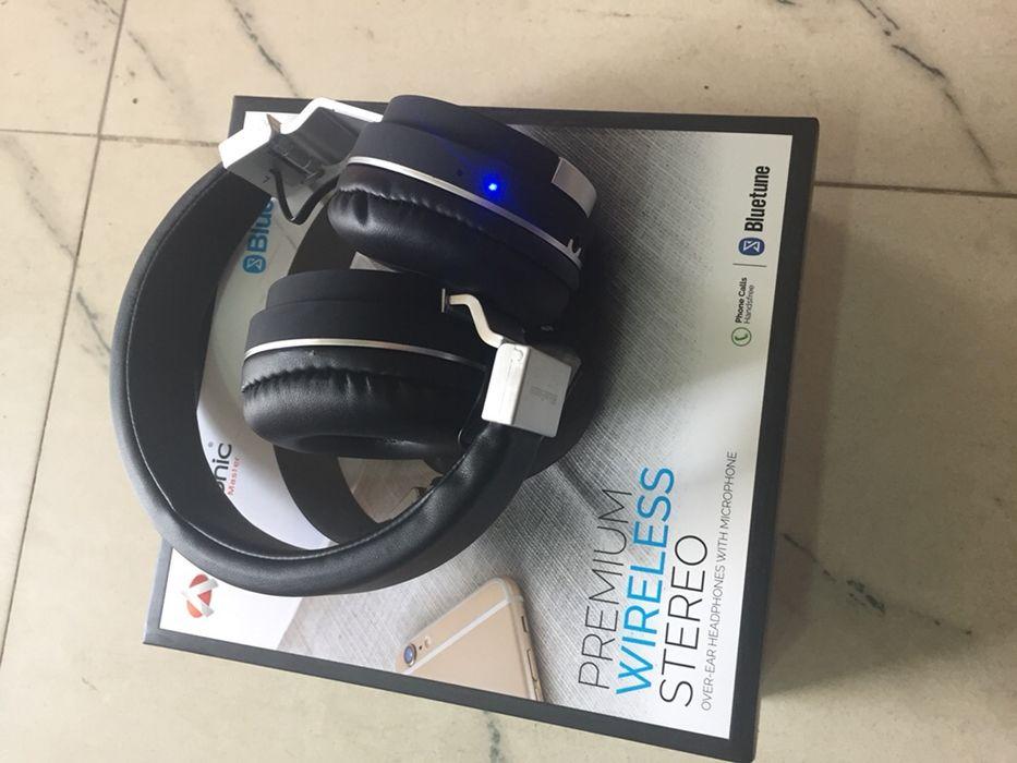 Headphones audionic com ótima qualidade de som