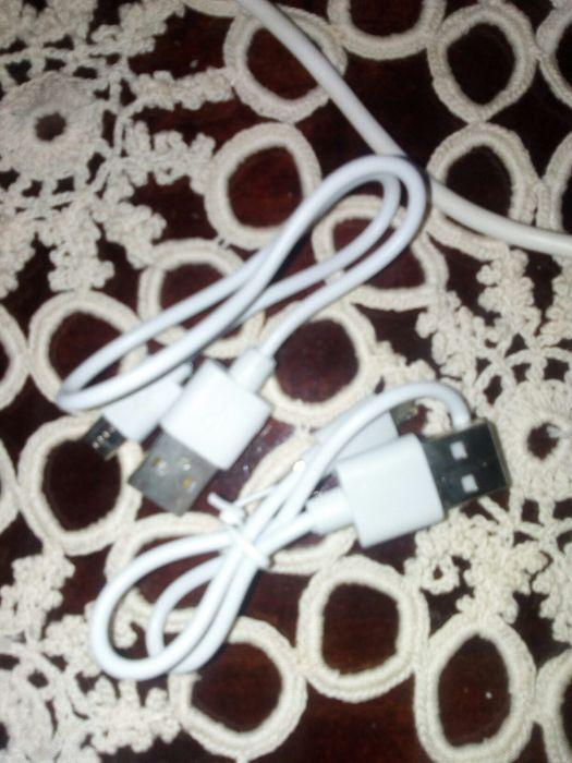 1 cablu 25 cm usb- microusb - 3 lei