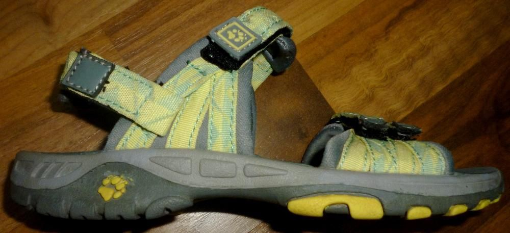 Sandale copii JACK WOLFSKIN 29 cred 30 talpic 19 cm transport inclus