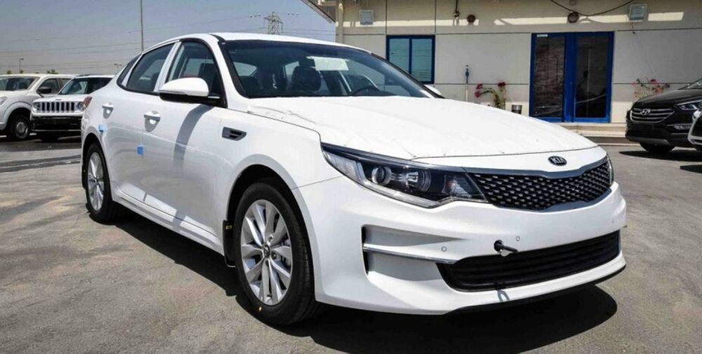 Kia optima full option a venda