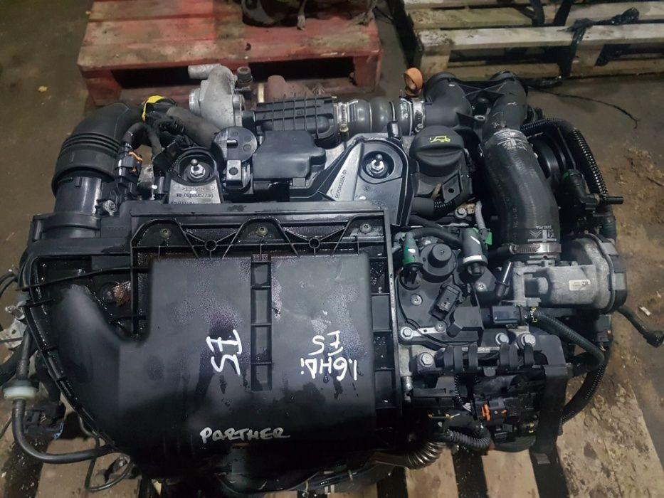Motor Peugeot Partner 1.6hdi euro 5 cod : 9H06