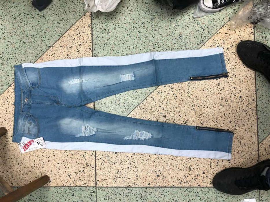 Calças Jeans 001