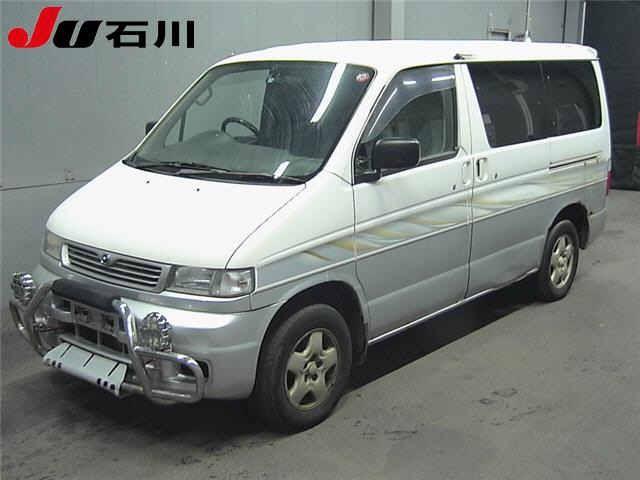 Мазда Бонго Mazda Bongo 1995 года