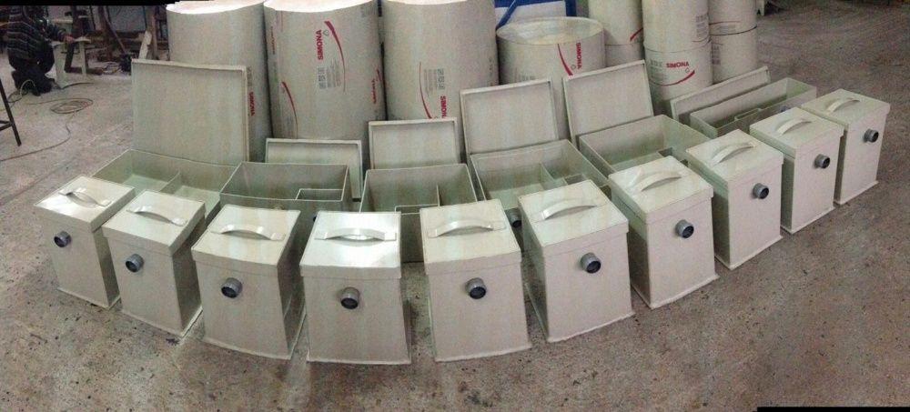 Separator/separatoare pentru grasimi vegetale si animale