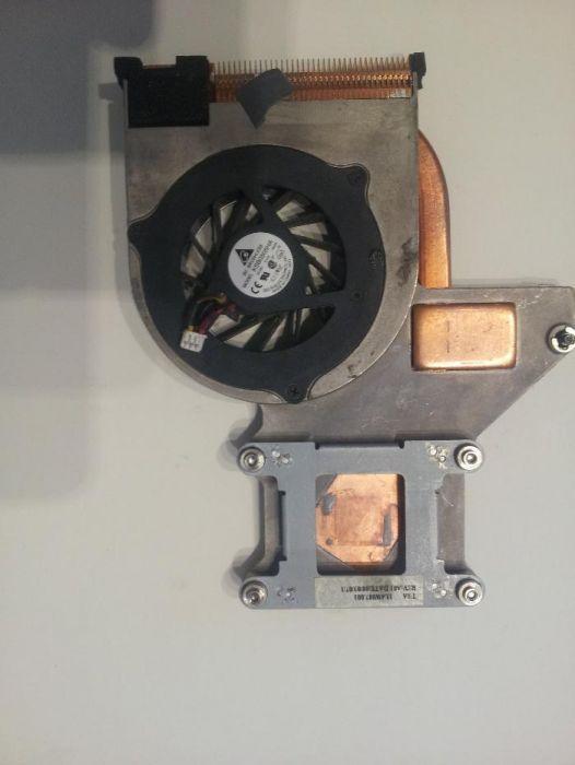 Cooler + sistem de racire precesor laptop Medion Akoya MD 96640