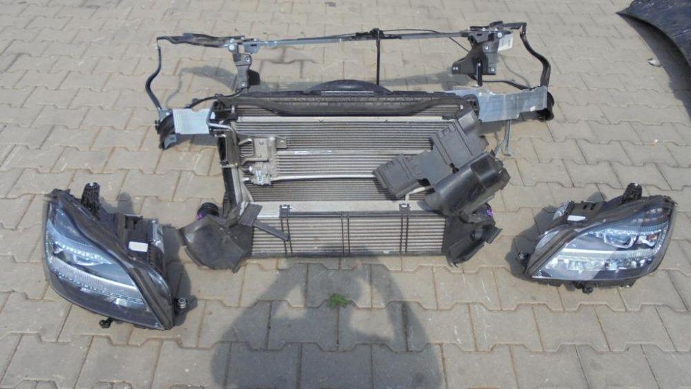 Mercedes cls w218 trager panou fata radiatoare apa ac intercooler gmw