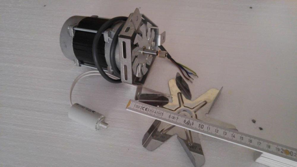 Ventilator cazan lemne ATTACK DP25 si DP35 Brasov - imagine 6
