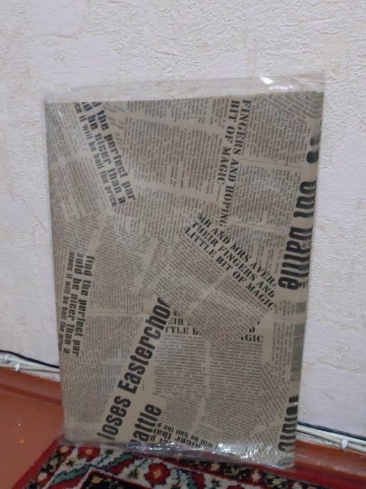 Упаковочная крафт бумага для букетов и подарков