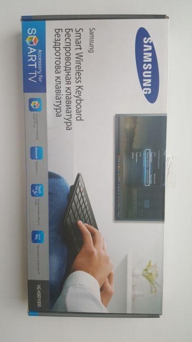 Новая беспроводная клавиатура