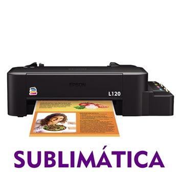 Preciso Com Urgencia de Impressora Epson Sublimatica