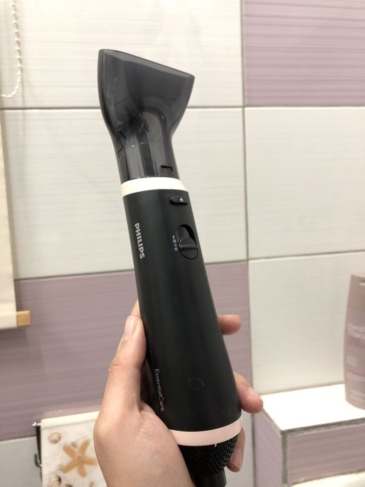 Perie PHILIPS airstyler hp8661/00 ,3 viteze 800w