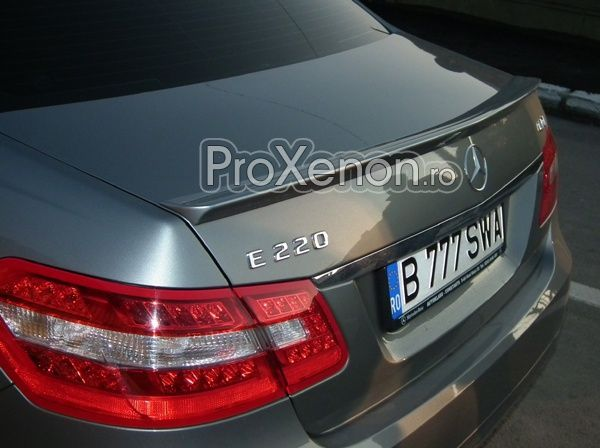 Eleron Mercedes Benz E Class W212 (2009+) transport gratuit