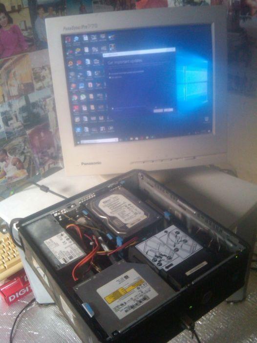 Montagem e reparação d computadores, Instalação de Software e Hardware