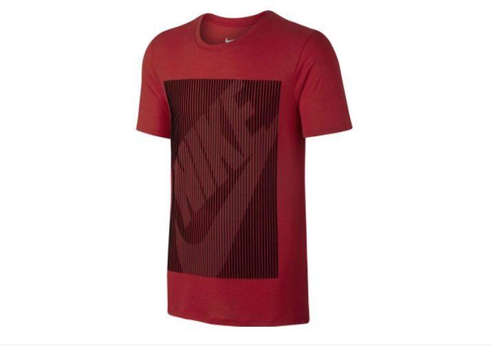 Tricou Nike Color Shift Futura, Rosu/Negru, XL->NOU, SIGILAT, garantie
