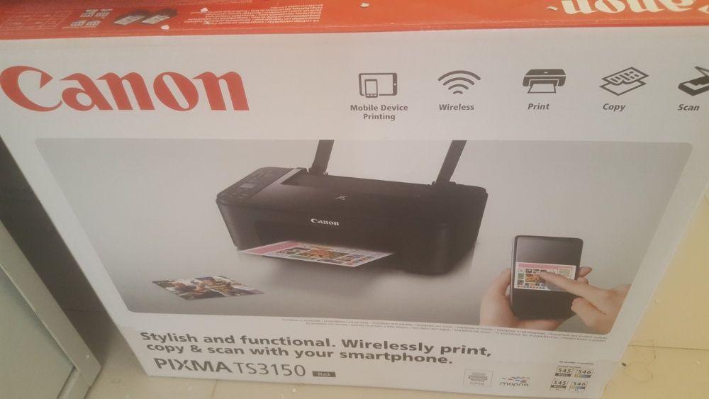 Vendo Impressora nova canon pixma
