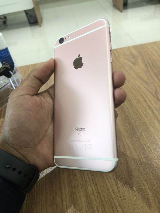IPhone 6s Plus 32Gb Rose Gold super novo com cabo
