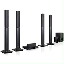 Home Theaters LHD 457 surround sound