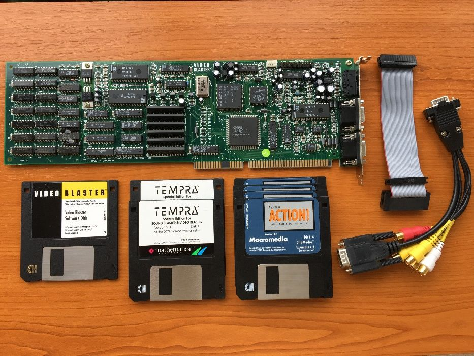 Placa Video Blaster CT6000 Creative