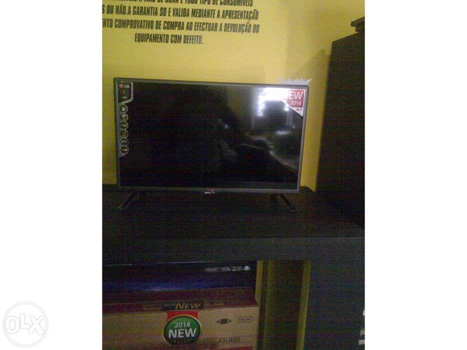 Samsung tv 32, novo na caixa, 1 ano de garantia