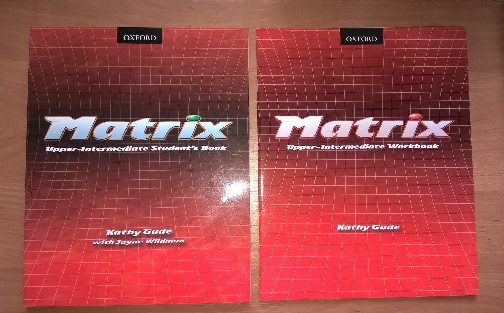 "Matrix Upper-Intermediate Student""s Book& Workbook"